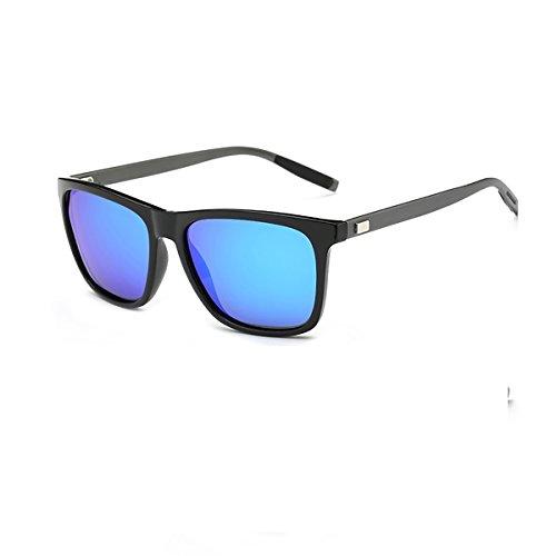 GUVIVI Neutral retro sunglasses,Polarized Aluminum Sunglasses - Expensive Sunglasses Are Better