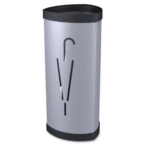 ABAPMTRIA2M - Stylish Umbrella Stand - Metal Plastic , Metallic Grey