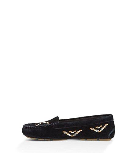 Ugg Australia Womens W Calze Rustic Weave Black 6.5 M Us
