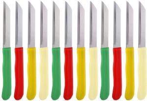 Dcraft shoppee 12 pcs Stainless Steel Sharp Kitchen Knives