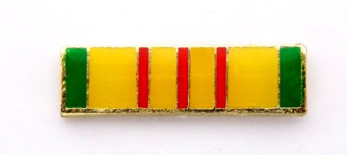 Air Force Military Ribbons - Vietnam Veteran Ribbon Lapel Hat Pin Marines Army Navy Air Force PPM791