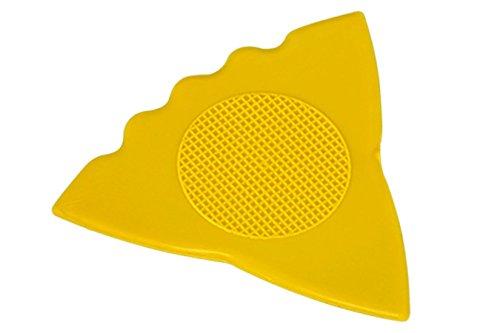 Herdim Nylon Pick, 3 In 1 Style, Thin Yellow, 12 Pack (Picks Guitar Herdim)