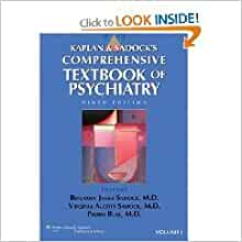 Kaplan and Sadock's Synopsis of Psychiatry, 10th edition