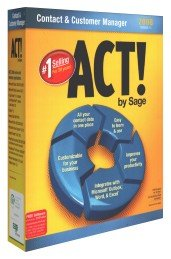 act contact management software - 5