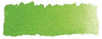 Schmincke 14530044 Watercolor Pans, Sap Green, Half Pan