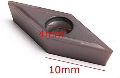 Carbide Werkzeug-Zubehör, CNC-Werkzeugzubehör, Ma Karbid-Einsätze werden for Werkzeuge Drehen, Karbid-Einsätze VCMT110304 VP15TF