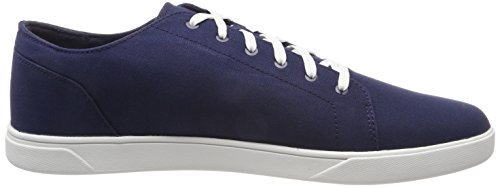 Canvas Black Oxford Bayham Uomo Iris Blu Canvas Stringate Timberland 019 Scarpe 5qxA0Iw15n