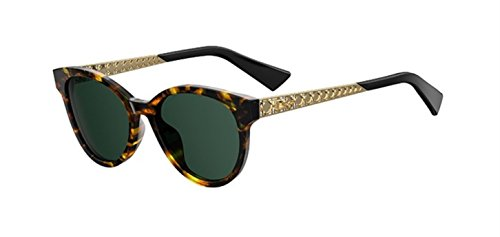 Authentic Christian Dior Diorama 7 2IK/QT Havana Gold/Green - Sunglasses Diorama 7