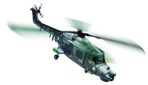 (Daron Corgi Royal Navy Westland Lynx 1/72 Black Cats)
