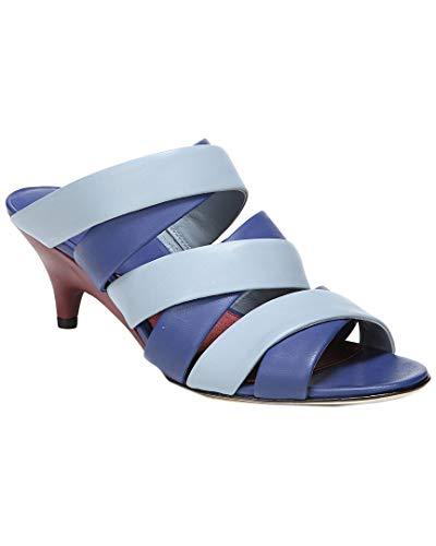 Diane von Furstenberg Ghanzi Leather Sandal, 6
