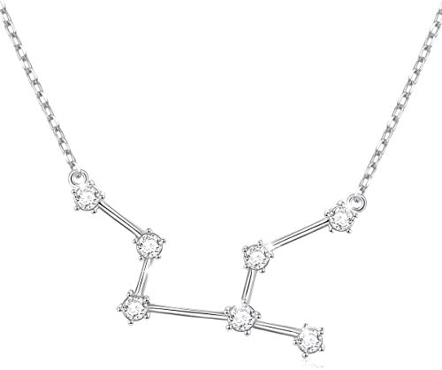 Sterling Silver Astrology Constellation Horoscope