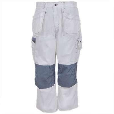Blaklader Painter Pants White 38 32 by Blaklader (Image #4)