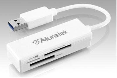 Aucr300f Usb 3.0 Multimedia Card Reader