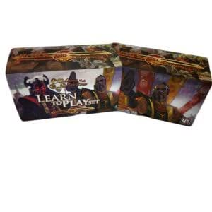 Legend of the Five Rings Learn to Play Set Honor and Treachery