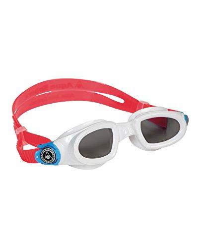 Aqua Sphere Moby Kid Swim Smoke Lens Goggles, - Shop Japan Swim