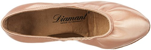 Toe Damen 069 Tanzschuhe Beige Women's Diamant Closed Pumps 094 Black 106 Waterproof 0FqxTUw