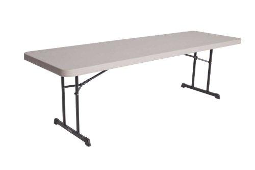 Lifetime 80127 Professional Grade Folding Table, 8 Feet