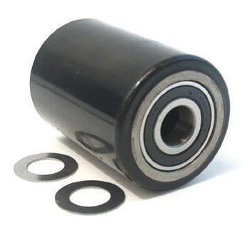 HU-Lift HP25L Load Roller Assembly (Single), Ultra-Poly/Steel