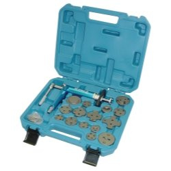 (AIR-GUN Pneumatic Brake Caliper Piston Compressor Master Kit Tools Equipment Hand Tools)