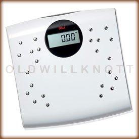 Seca Sensa 804 Digital Bathroom Scale w/ Body Fat