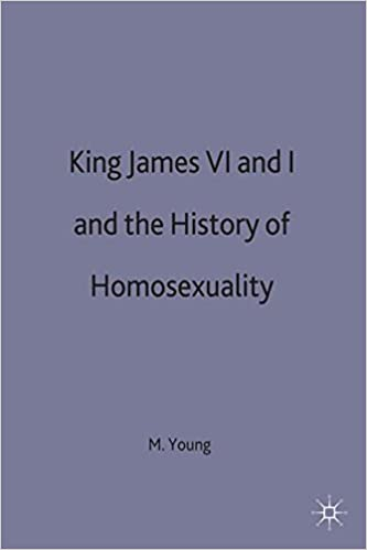 James vi of scotland homosexuality