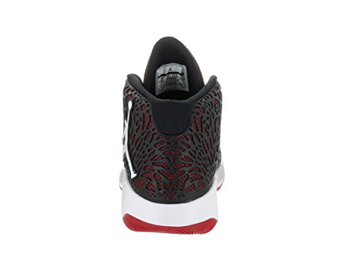 gym Fly Red Black Basketball Ultra Shoes Mens White Jordan qw0gECSx