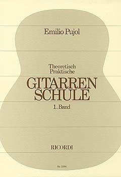 Gitarrenschule Band - Theoretisch-Praktische Gitarrenschule Band 1 Guitare (French Edition)