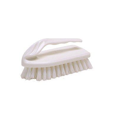 Plastic Scrub Brush with Handle