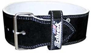 Schiek 6011 Competition Power Lifting Belt--Small