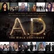 (A.D.: The Bible Continues. Music Inspired By The Motion Picture Audio CD)