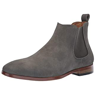 Men's Grey Ankle Boots