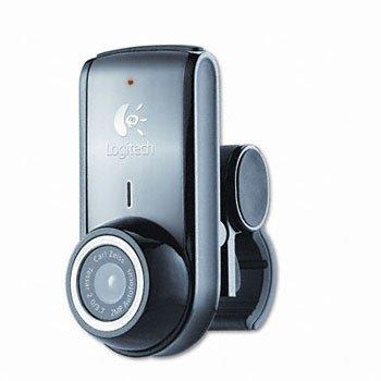 Webcam Pro Digital Quickcam - Logitech - Quickcam For Notebooks Pro Webcam