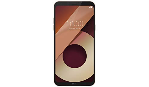 LG Q6 LGM700 32GB Gold, 5.5-Inch, 13MP, Dual Sim, GSM Unlocked International Model, No Warranty ()