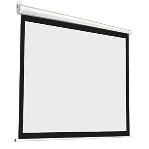 manual projector screen won t retract