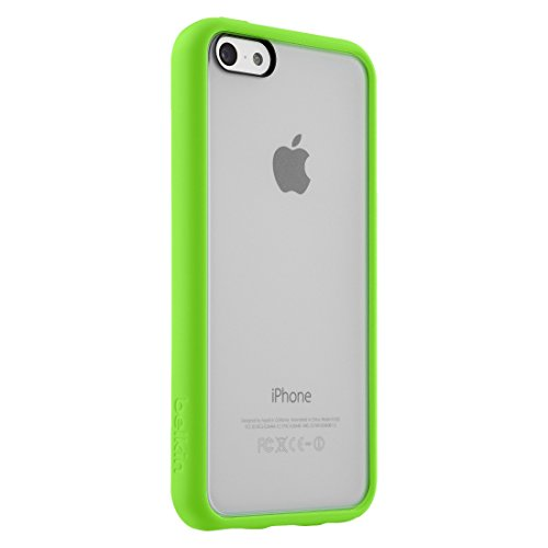 Belkin View Cell Phone Case for iPhone 5C - Green