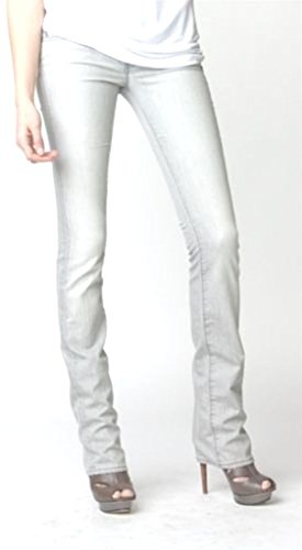 Cigarette Leg Stretch Jeans (GENETIC DENIM