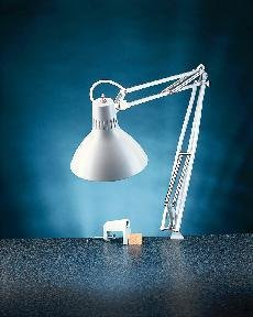 LC1ALG - Combination Lamp - Incandescent Extension Lamp and Combination Lamp, Luxo - Each