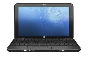"""HP Mini 1000 Notebook, Intel Atom Processor N270 1.60GHz, 8.9"""" LED BrightView Widescreen Display, 512MB DDR2 RAM, 8GB Solid State Drive, HP Mini Webcam, Wireless-G Card, Windows XP Home"""
