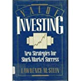 Value Investing, Lawrence M. Stein, 0471628751