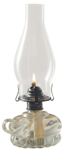 Glass Kerosene Oil Lamp - 2