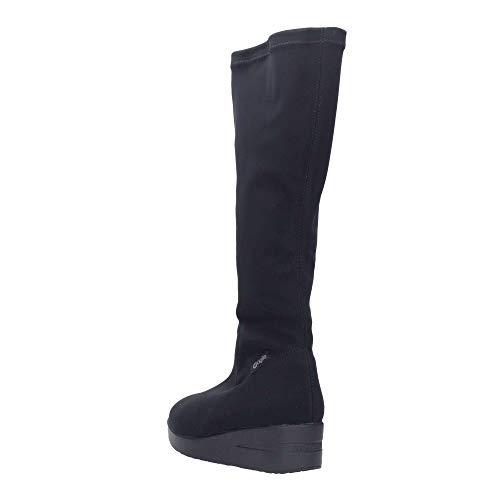 Nicole 2615 Boots Jackie A Nero Agile q74wIEOO