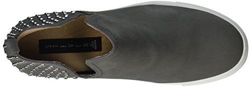 Steve Donne Grigio Sneaker Moneta Nabuk Madden pwCrwxf7q6