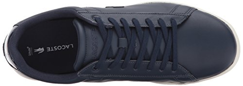 Lacoste Dames Carnaby Evo Sneaker Donker Marine