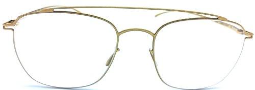 Mykita + Maison Martin Margiela MMESSE007 gold - Margiela Martin Maison Glasses