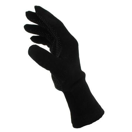 Hanz Lightweight Waterproof Gloves, Black XL