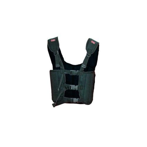 K1 Race Gear 70003017 Black Small Pro Rib Vest - Racing Rib Protector ()
