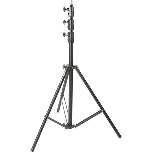 ''Impact Heavy-Duty Light Stand (Black, 13')'' by Impact