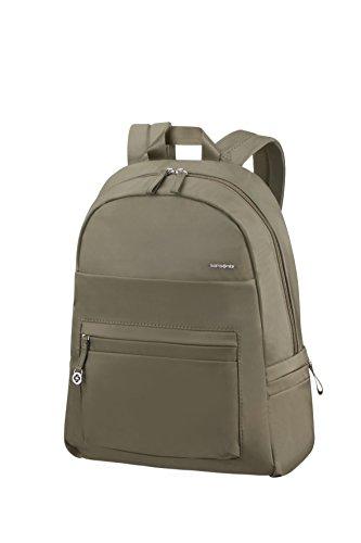 2 cm SAMSONITE Silver Green 42 Move Casual Daypack Green 0 5wqnT7pR