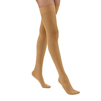 dab4ade3d5 Image Unavailable. Image not available for. Color: BSN Medical 122309 JOBST  Compression Stocking, Thigh High, 15-20 mmHG, Closed
