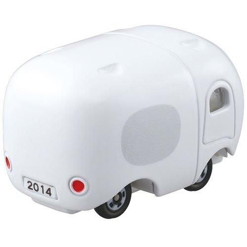TAKARA TOMY TOMICA Disney Tsum Tsum DMT Normal BIG HERO 6 Baymax Diecast Mini Car Figure White